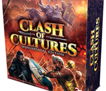 Clash Of Cultures Monumental Edition (EN)