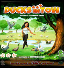 First Fish Games Précommande: Ducks In Tow (EN) Nov. 2020