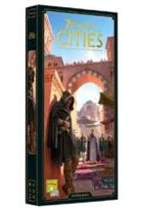 Repos Production 7 Wonders: Nouvelle Édition: Ext. Cities (FR)