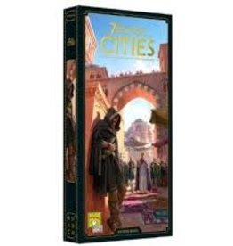 Repos Production 7 Wonders: Nouvelle Édition: Ext. Cities (FR)