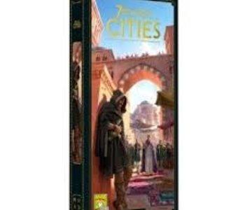 7 Wonders: Nouvelle Édition: Ext. Cities (FR)