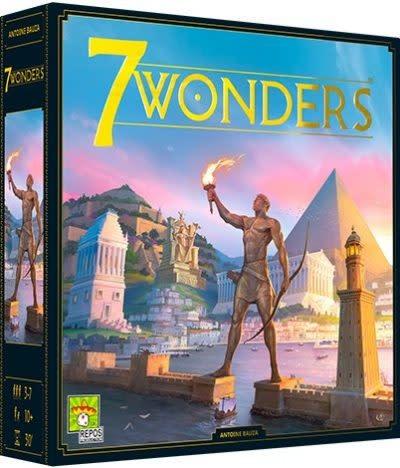 7 Wonders: Nouvelle Édition (FR)