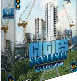 Iello Cities Skyline (FR)
