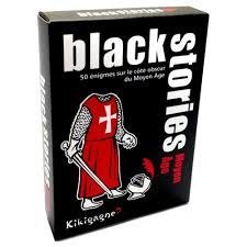 Black Stories: Moyen Âge (FR)