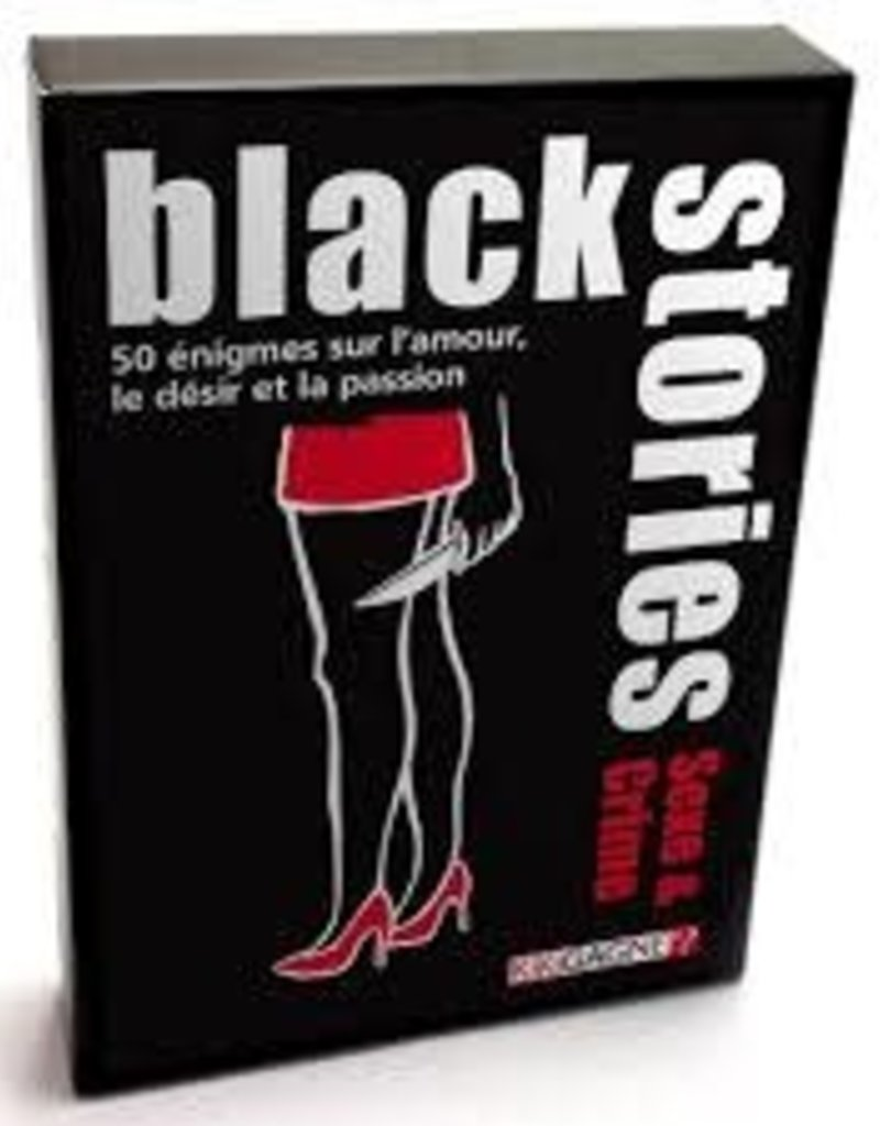 Kikigagne Black Stories: Sexe & Crimes (FR)