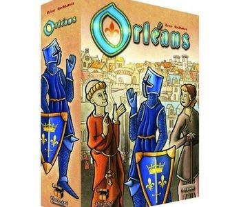 Orléans: Nouvelle Édition Avec 5ème Joueur (FR)