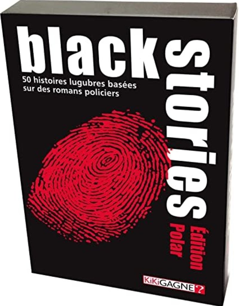 Kikigagne Black Stories: Polar (FR)