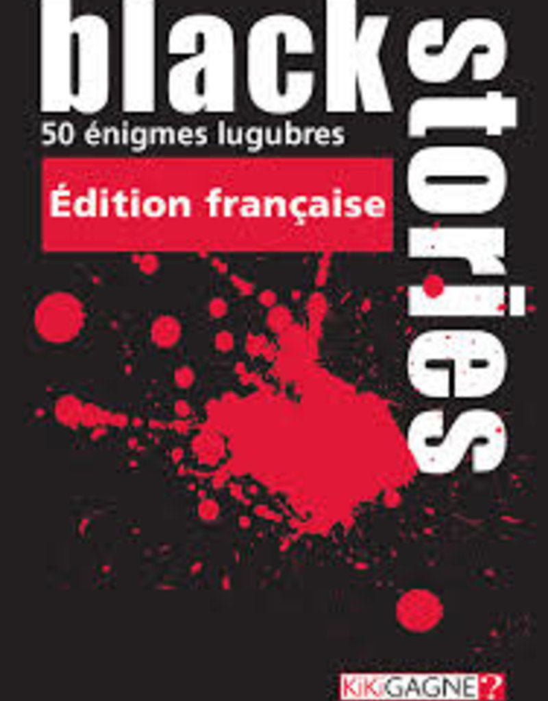 Kikigagne Black Stories (FR)