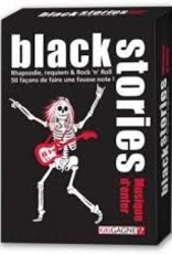 Kikigagne Black Stories: Musique D'Enfer (FR)