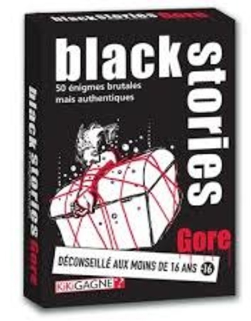 Kikigagne Black Stories: Gore (FR)