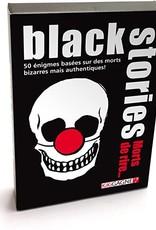 Kikigagne Black Stories: Morts De Rire (FR)