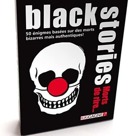 Kikigagne Black Stories: Morts De Rire (FR)