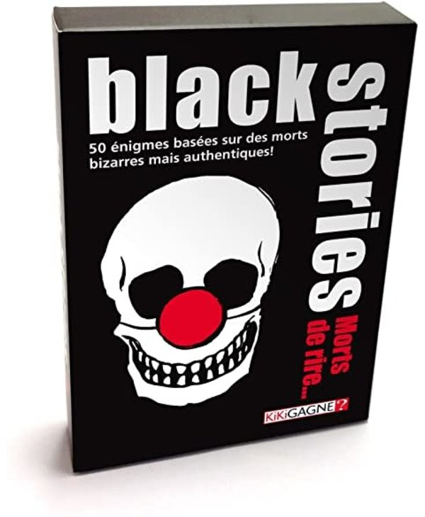 Black Stories: Morts De Rire (FR)