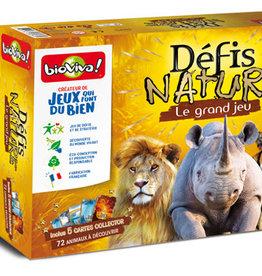 Bioviva Le Grand Jeu Défis Nature (FR)