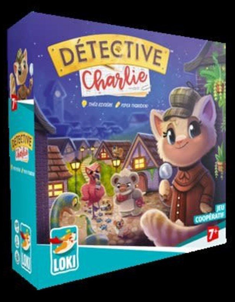 Loki Games Detective Charlie (FR)