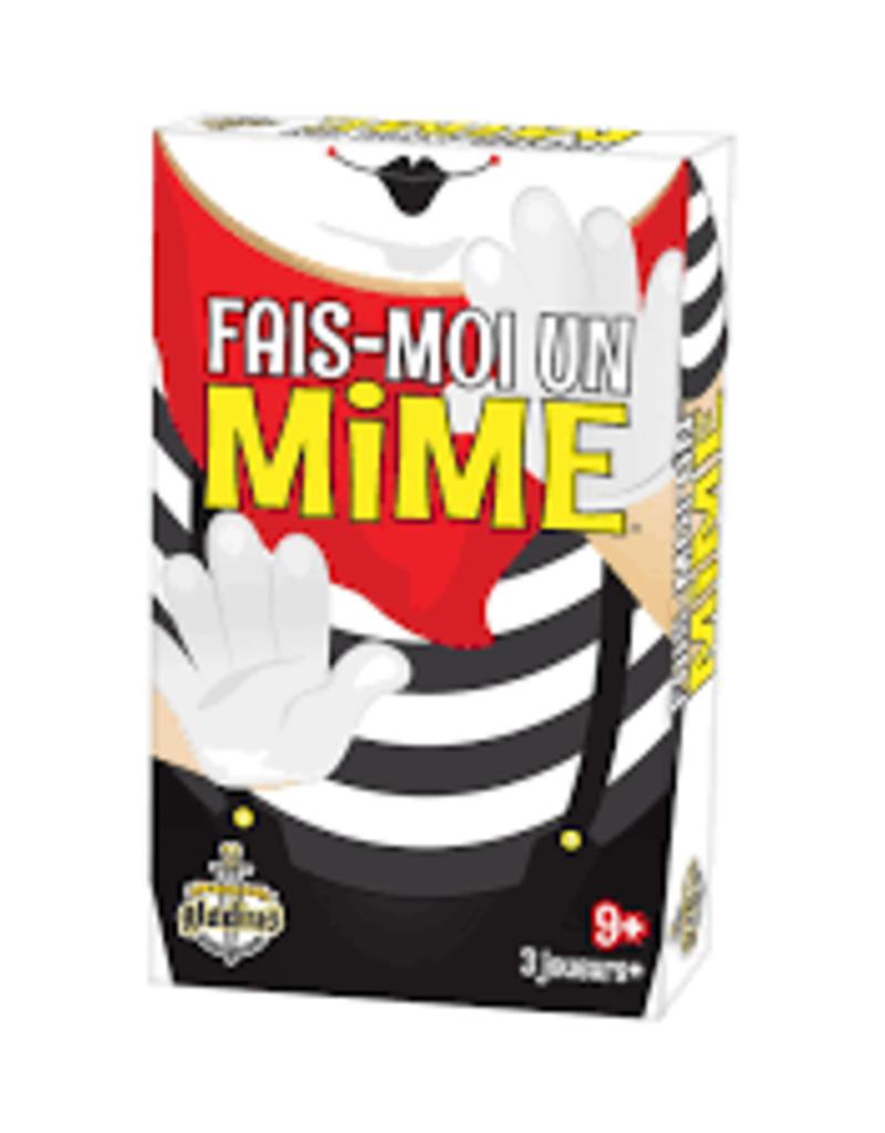 Editions Gladius International Inc. Fais-Moi Un Mime (FR)