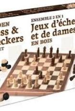 Editions Gladius International Inc. Jeux D`Échecs Et De Dames (ML)