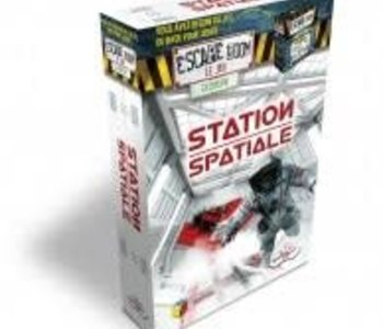 Escape Room: Ext. Station Spatiale (FR)