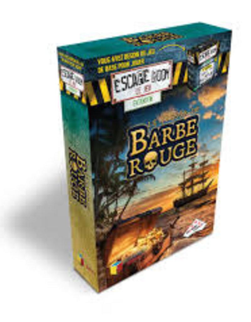 Editions Gladius International Inc. Escape Room: Ext. Le Trésor De Barbe Rouge (FR)