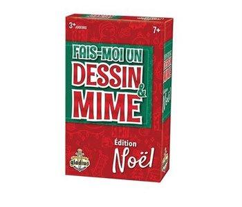 Fais-Moi Un Dessin & Mime: Edition De Noël (FR)