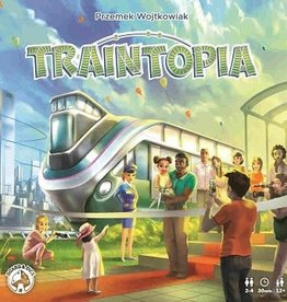 Board&Dice Traintopia (EN)