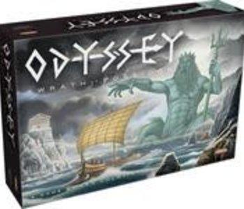 Odyssey: Wrath Of Poseidon (EN) (Commande Spéciale)