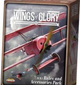 Ares Games Wings Of Glory: WW1 Rules & Accessories Pack (EN)