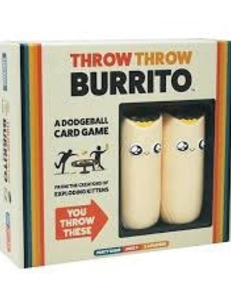 Exploding Kittens Aie Aie Burrito (FR)