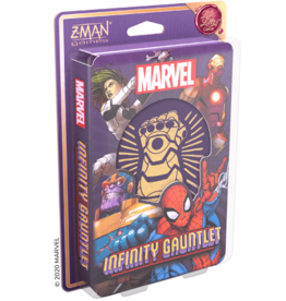 Z-Man Games, Inc. Marvel: Infinity Gauntlet: A Love Letter Game (EN)