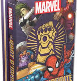Z-Man Games, Inc. Marvel: Le Gant D'Infinité: Un Jeu Love Letter (FR)