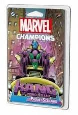 Fantasy Flight Games Marvel Champions: Le Jeu De Cartes: Ext.  Kang: Le Conquérant (FR)