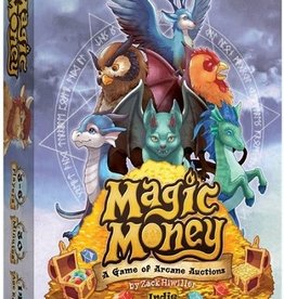 Indie Boards & Cards Magic Money (EN)