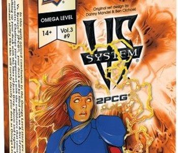VS System 2PCG: Marvel: The Omegas (EN)