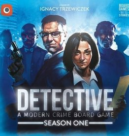 Portal Games Detective: A Modern Crime Season One (EN)