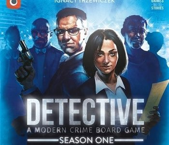 Detective: A Modern Crime Season One (EN)