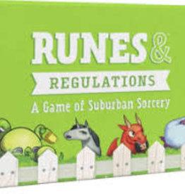 Tee Turtle Runes & Regulations (EN)