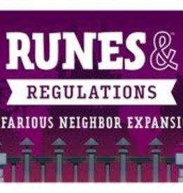 Tee Turtle Runes & Regulations: Ext. Nefarious Neighbour (EN)
