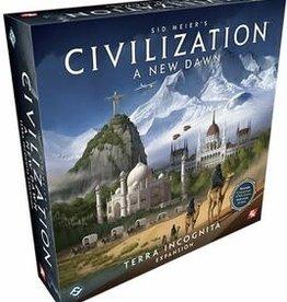 Fantasy Flight Games Civilization: Une Aube Nouvelle: Ext. Terra Incognita (FR)