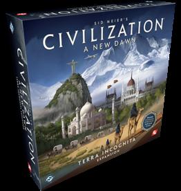 Fantasy Flight Games Civilization: A New Dawn: Ext. Terra Incognita (EN)