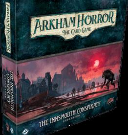Fantasy Flight Games Horreur A Arkham JCE: Ext. La Conspiration D'Innsmouth Deluxe (FR)