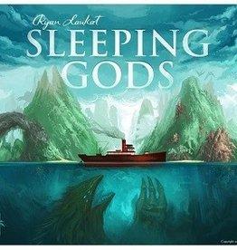 Red Raven Sleeping Gods (EN)