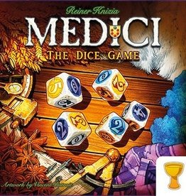 Grail Games Medici: The Dice Game (EN)