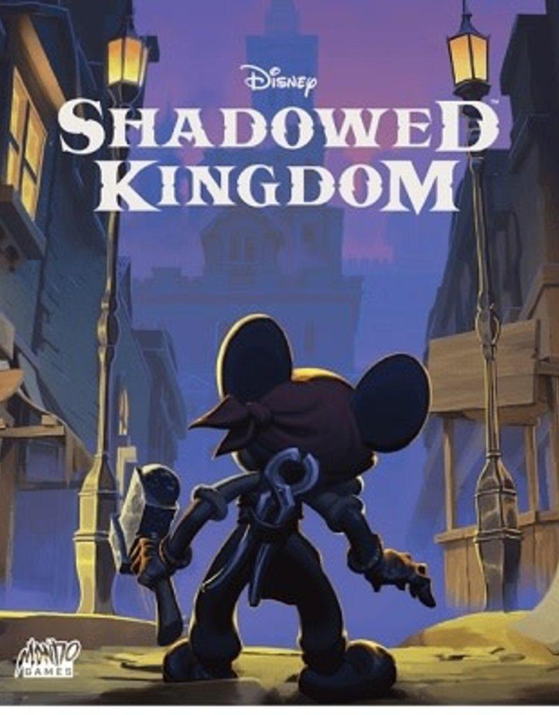 Mondo Games Disney: Shadowed Kingdom (EN)