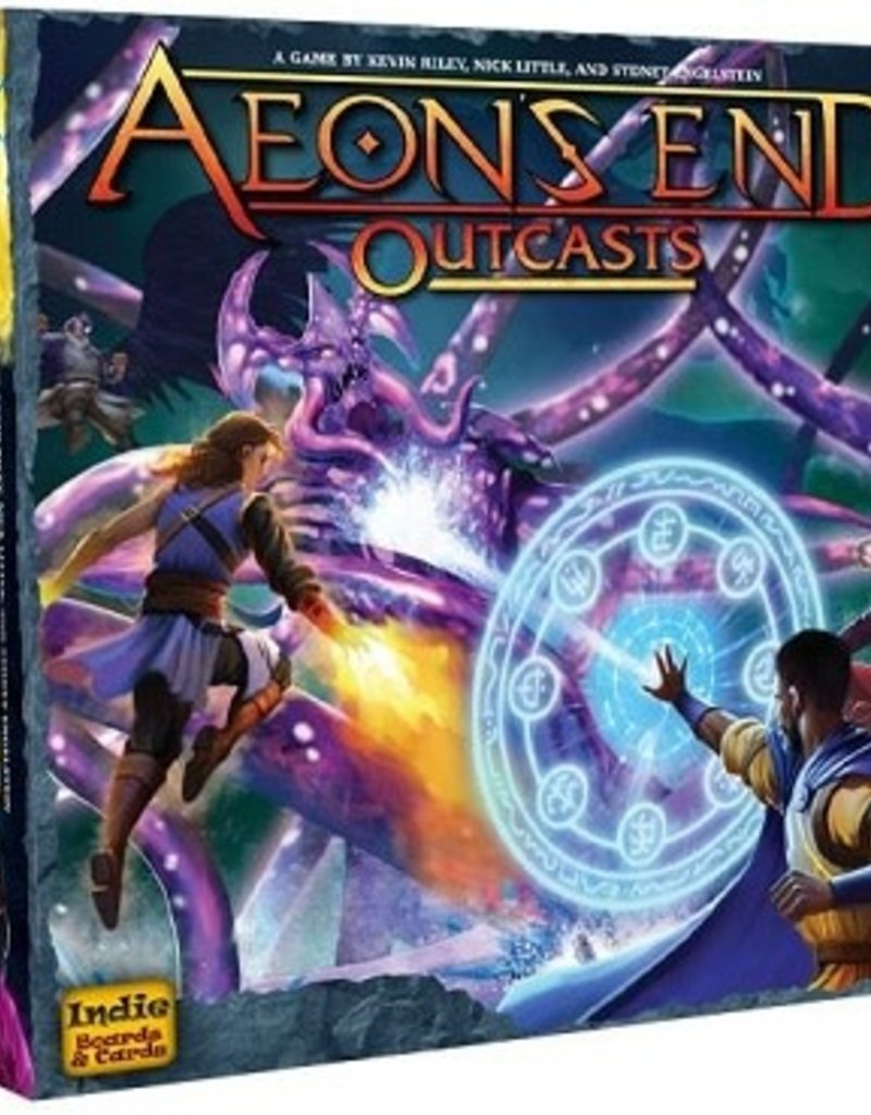 Indie Boards & Cards Aeon's End: Outcasts (EN)