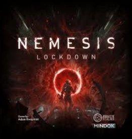 Rebel Games Précommande: Nemesis: Lockdown (EN) Oct. 2021
