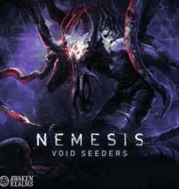 Rebel Games Précommande: Nemesis: Void Seeders (EN) Mars 2021