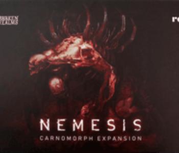 Nemesis: Ext. Carnomorphs (EN)