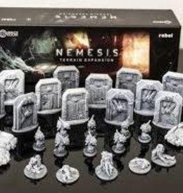 Rebel Games Précommande: Nemesis: Terrain (EN)