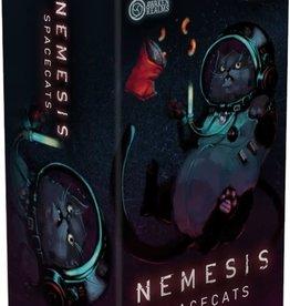 Rebel Games Précommande: Nemesis: Space Cat (EN) Mars 2021