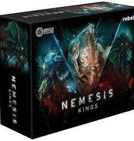 Rebel Games Précommande: Nemesis: Alien Kings Miniatures Set (EN)Mars 2021